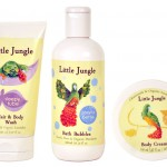Self Initiated Packaging Design for Children's Bath Products