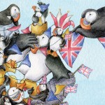 Details of Puffin Post cover