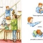 Self Initiated Children's Book What's That William