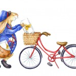 Commissioned Illustration for Online Children's Retailer Oscar and Patch